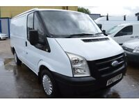 2007 FORD TRANSIT 85 T280S FWD MOT UNTIL JULY 2018
