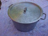 Large Restaurant Cooking Pot
