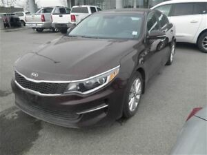 2016 Kia Optima LX|2.4L| Alloy Wheels|Keyless|Camera|Cloth|Heate