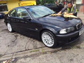 BMW 323ci Coupe 2.5 Straight Six FSH