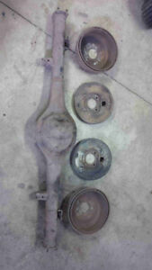 "Ford 9"" rear end housing"