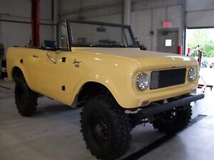 Needed: International Scout 800 Parts