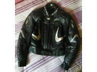 Richa Motorcycle jacket, Leather