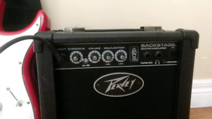 Peavey Raptor EXP and Practice Amp