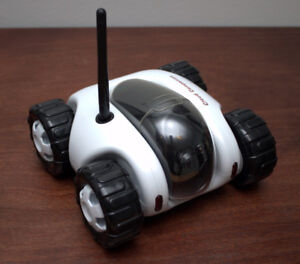 Wireless R/C Tank/Car - Works on Wifi, controlled by your phone