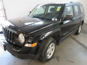 2016 Jeep Patriot Sport! ONLY 19K! TRADE-IN! SAVE!