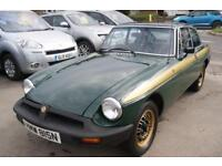 MG MGB GT (green) 1975