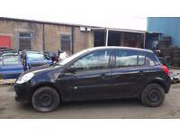 Clio Driver Mirror 2002