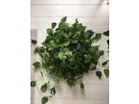 Artificial ivy vine fake leaf garland for wedding decoration