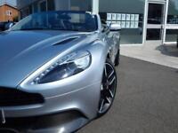 2015 Aston Martin Vanquish Volante 568BHP Touchtronic 3 8 speed Automatic Petrol
