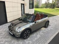 2008│MINI Convertible 1.6 Cooper S Sidewalk 2dr│Sat Nav│Service History│Heated Seats│Leather Seats