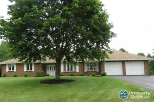 Executive rancher with quality craftsmanship & high end finishes