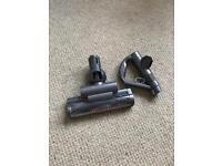 Dyson vacuum parts turbo brush head handle