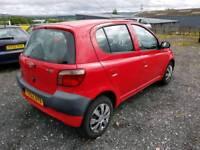 Toyota Yaris 1.0 - VVT-I - 5 Door - Great little runner - Cheap Fuel & Insurance