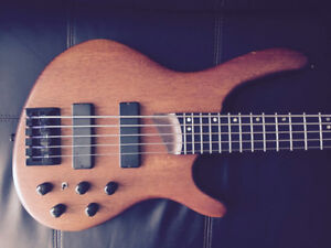 Cort B5 5-string bass
