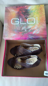 brand new summer shoes still in box
