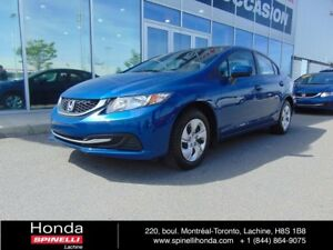 2014 Honda Civic Sedan LX AUTO AC CRUISE LX SEDAN