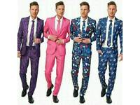 BRAND NEW MALE SUITMEISTER SUITS