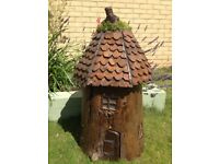 Wooden Bespoke Fairy House