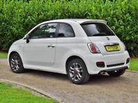 Fiat 500 1.2 S 3dr PETROL MANUAL 2014/63