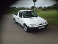 Skoda Felicia 1.9d Pick Up not VW Caddy rare find gem