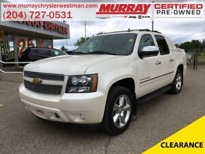 2012 Chevrolet Avalanche Crew Cab LTZ 4WD *Nav* *Backup Camera*