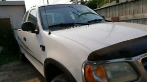 2003 xlt 4×4 super cab 5.4 Ford
