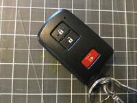Lost Toyota key fob on Confederation trail
