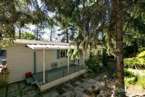 Homes for Sale in West Kelowna, British Columbia $119,000
