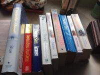 DANIELLA Steel books