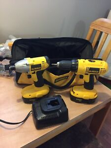 Kit Dewalt Perceuse Drill