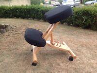 Orthodedic Kneeling Chair