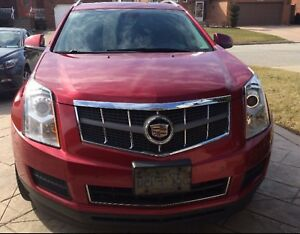 2012 Cadillac SRX, All Wheel Drive