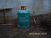 Calor gas 13Kg patio gas bottle.