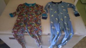 2 pyjamas 3 ans