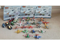 Disney Store Disney Diecast Planes x 26 - immaculate condition