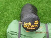 Jack Wolfskin gossamer bivi-tent