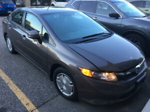 2012 HONDA CIVIC LX  LOW KMS **** 1 OWNER ******  NO TAX ******
