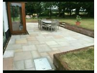 Shed painting landscaping decking patio fencing block paving rubbish