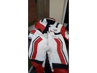 Kevlar Race leathers
