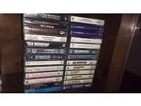 Van Morrison cassettes
