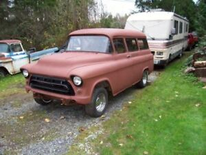 Wanted 1955 to 57 Suburban