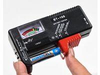 Battery Tester £10