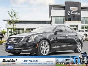 2015 Cadillac ATS 2.5L 0.9% for up to 24 months O.A.C.