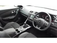 Renault KADJAR Diesel Hatchback Dynamique S Nav (silver) 2016-09-19