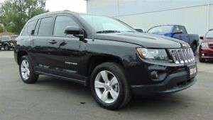 2016 Jeep Compass NORTH 4X4 - ONLY 2,608 KMS !!!!