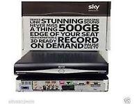Sky Box Plus HD, 500 GB