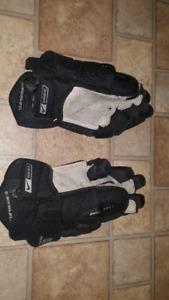 Selling Bauer supreme 30 hockey gloves, $20.