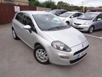 2012 Fiat Punto 1.4 8v ( 77bhp ) ( S/S ) Dualogic Easy