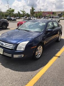 2007 Ford Fusion SEL for sale